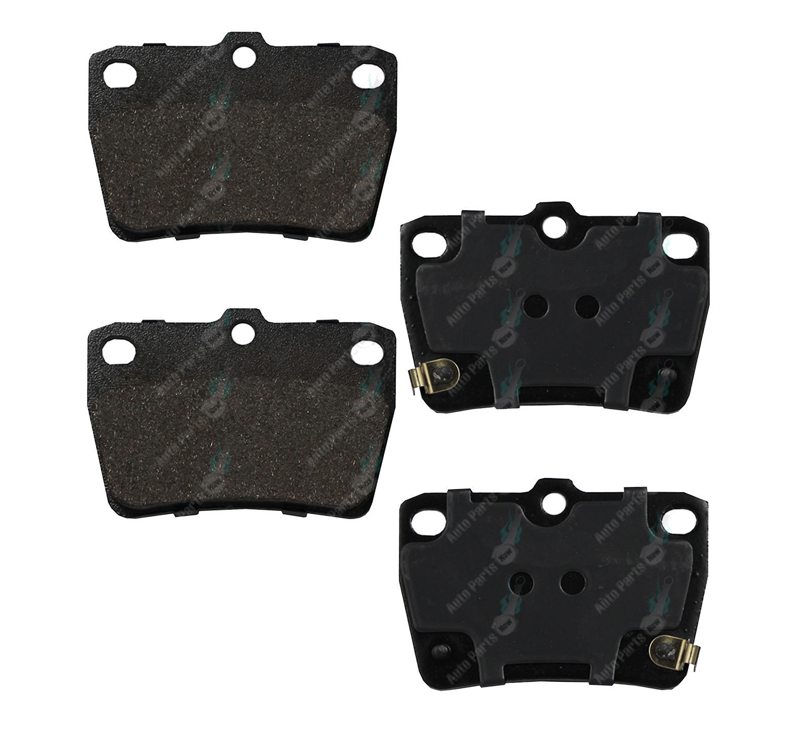 Details about Disc Brake Pads Rear DB1680 for Chery Tiggo SUV Toyota Rav4  2 0 4WD 3D & 5D